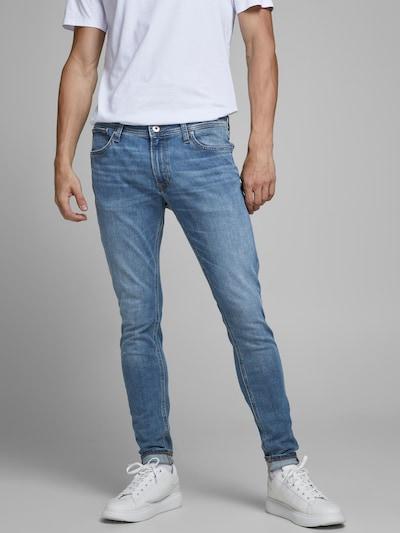JACK & JONES Jeans in blue denim, Modelansicht