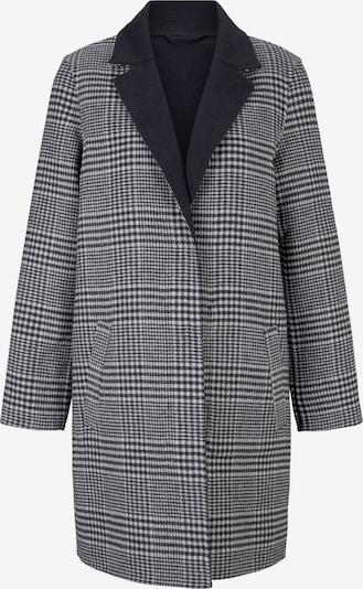 TOM TAILOR Between-Seasons Coat in Light grey / Dark grey, Item view