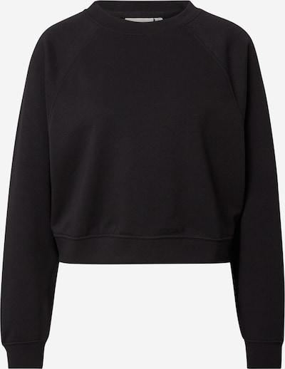 ONLY Sweatshirt 'MAGGI' in schwarz, Produktansicht