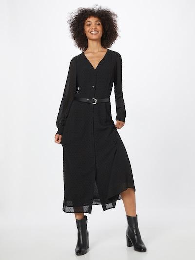 Rochie tip bluză 'KATE' MICHAEL Michael Kors pe negru, Vizualizare model