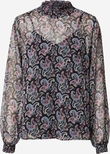 ONLY Μπλούζα 'ASTA' σε ανάμεικτα χρώματα / μαύρο, Άποψη προϊόντος