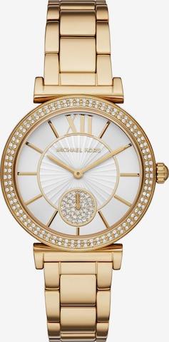 Orologio analogico di Michael Kors in oro