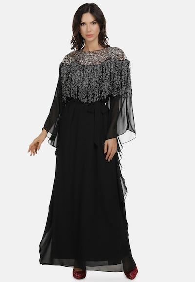 faina Společenské šaty - černá, Model/ka