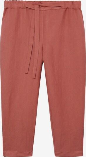 VIOLETA by Mango Spodnie 'cotili8' w kolorze różowy pudrowym, Podgląd produktu