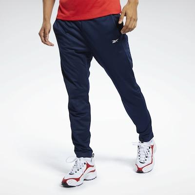 REEBOK REEBOK Männer-Trainingshose in dunkelblau, Produktansicht