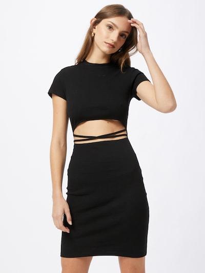 ONLY Kleid 'Nessa' in schwarz, Modelansicht