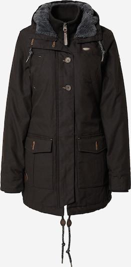 Ragwear Between-Seasons Parka 'JANE' in Black, Item view