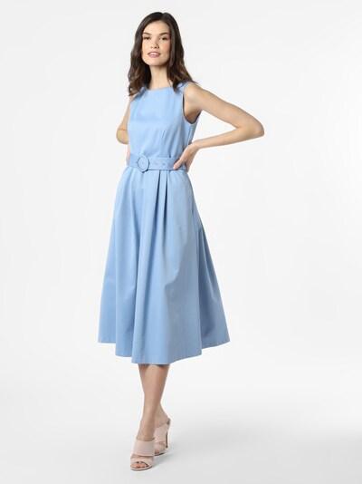 Marie Lund Kleid in himmelblau, Produktansicht