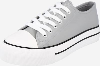 Dorothy Perkins Låg sneaker 'IVANA' i ljusgrå, Produktvy
