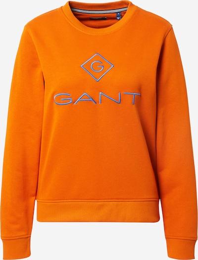 GANT Sweatshirt i blå / orange, Produktvy