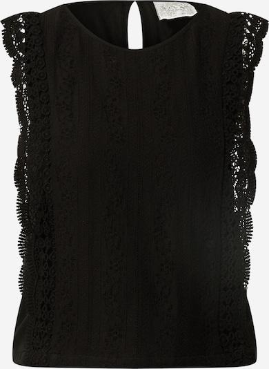 VILA Bluse 'ARON' in schwarz, Produktansicht