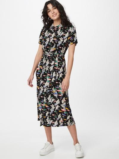 King Louie Košilové šaty 'Olive Big Sur' - mix barev / černá, Model/ka