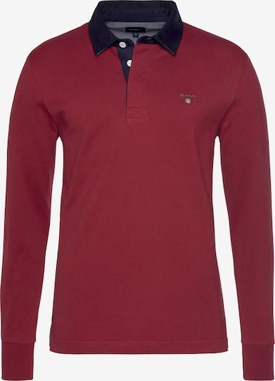 GANT Sweatshirt in dunkelblau / dunkelrot, Produktansicht