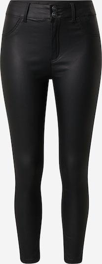 Pantaloni Hailys pe negru, Vizualizare produs