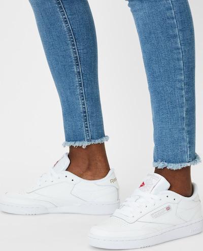 Reebok Classic Sneaker 'CLUB C 85' i ljusbrunt och vitt