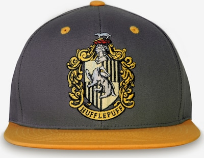 LOGOSHIRT Snapback Cap 'Harry Potter Hufflepuff' in mischfarben, Produktansicht