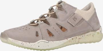 JOSEF SEIBEL Lace-Up Shoes in Beige