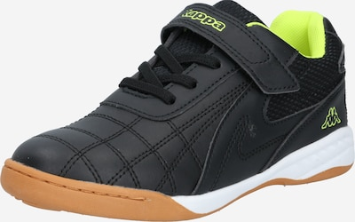 KAPPA Sneaker 'Furbo' in neongrün / schwarz, Produktansicht