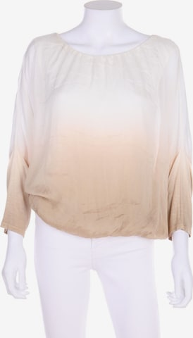 Made in Italy Blouse & Tunic in XL in Beige