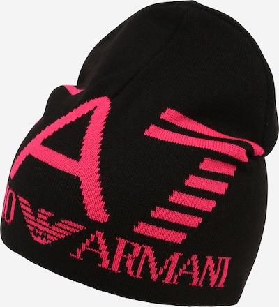EA7 Emporio Armani Gorra en rosa / negro, Vista del producto