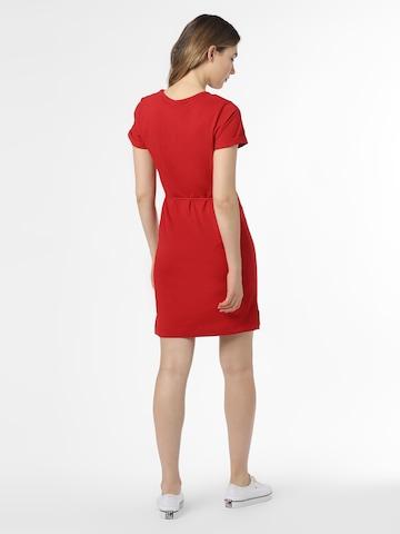 TOMMY HILFIGER Kleid in Rot