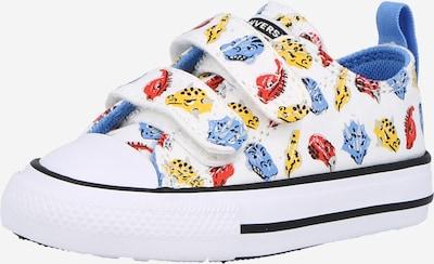 CONVERSE Sneaker 'Chuck Taylor All Star' in blau / rot / schwarz / weiß, Produktansicht