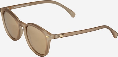 LE SPECS Solbriller 'Bandwagon' i beige, Produktvisning