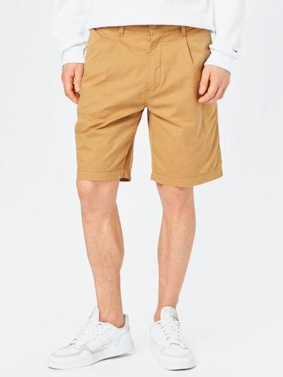 LEVI'S Plisované nohavice 'XX STAY' - bronzová: Pohľad spredu