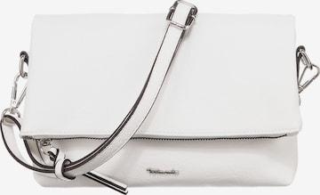 TAMARIS Umhängetasche 'Alessia' in Weiß