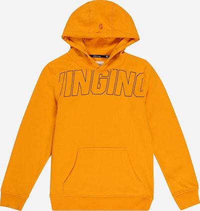 VINGINO Sweatshirt 'Nastano' in goldgelb / schwarz, Produktansicht