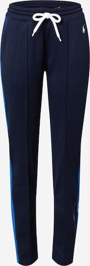POLO RALPH LAUREN Hose in blau / dunkelblau / rot / weiß, Produktansicht