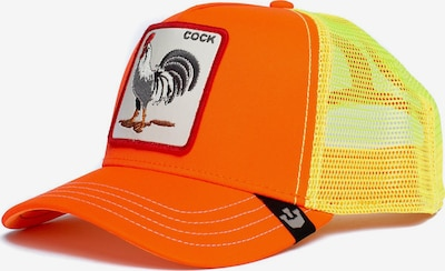 GOORIN Bros. Cap 'Electric Tamale' in neongelb / orange, Produktansicht