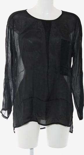 Kocca Transparenz-Bluse in L in schwarz, Produktansicht
