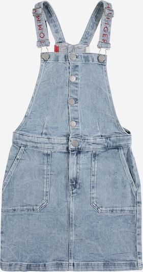 TOMMY HILFIGER Kleid 'DUNGAREE' in blue denim, Produktansicht