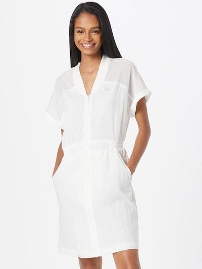 Rochie ADIDAS ORIGINALS pe alb, Vizualizare model