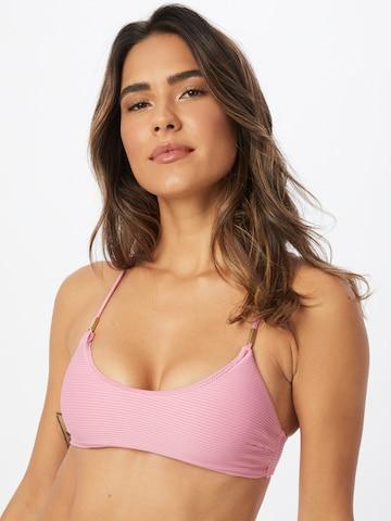 Hunkemöller Bikiinitopp, värv roosa