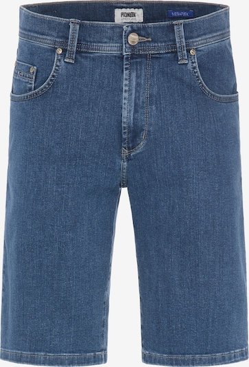 PIONEER Shorts in blue denim, Produktansicht