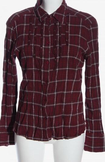 Casablanca Paris Holzfällerhemd in XL in rot / schwarz / weiß, Produktansicht