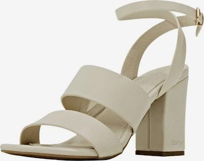 ESPRIT Sandale in beige, Produktansicht