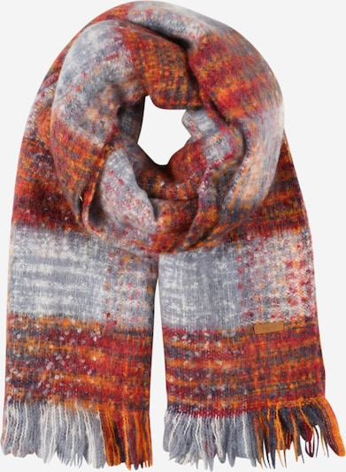 Barts Scarf 'Kristinam' in Mixed colours / Burgundy, Item view