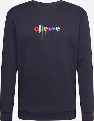 ELLESSE Sweatshirt 'Todravi' i blå / gul / lila / röd / svart, Produktvy