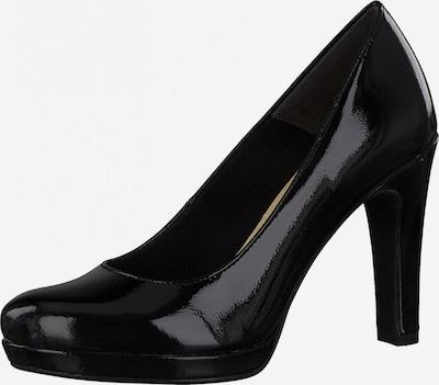 TAMARIS Zapatos con plataforma en negro, Vista del producto
