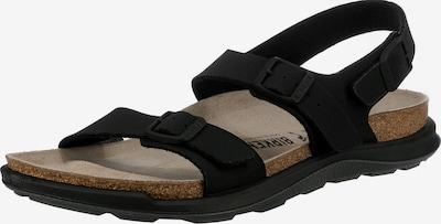 BIRKENSTOCK Sandals 'Sonora Ct ' in Brown / Grey / Black, Item view