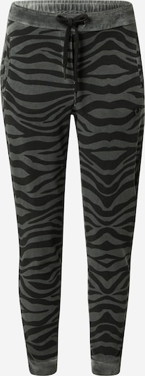 True Religion Trousers 'Zebra' in grey / black, Item view