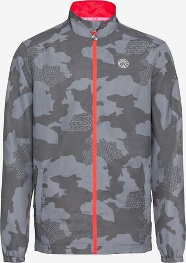 BIDI BADU Tennisjacke 'Teku Tech Jacket' in grau, Produktansicht