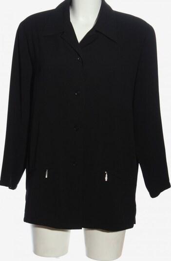 Clarina Long-Blazer in L in schwarz, Produktansicht