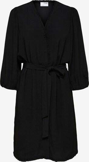 Selected Femme Curve Рокля 'SLFMIRA' в черно, Преглед на продукта