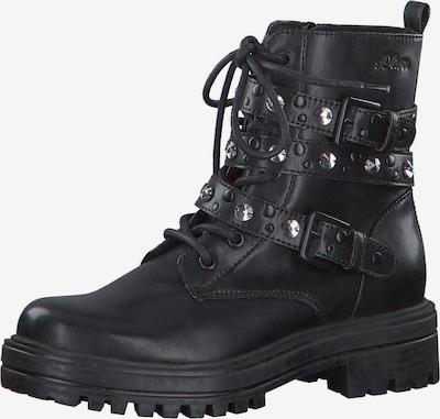 Auliniai batai iš s.Oliver , spalva - juoda, Prekių apžvalga