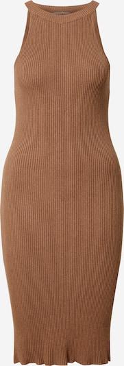 EDITED Kleid 'India' in camel, Produktansicht