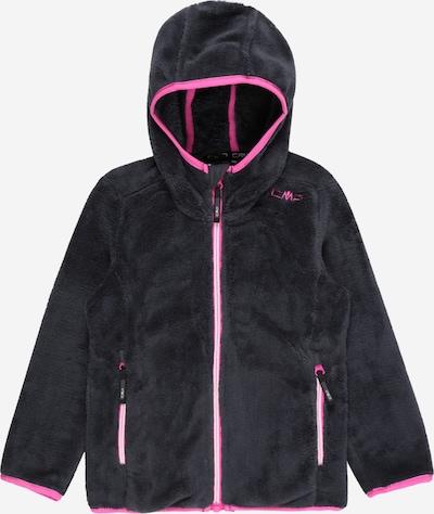 Jachetă  fleece funcțională CMP pe gri închis / roz, Vizualizare produs